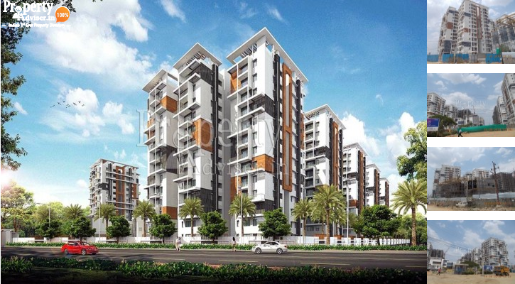 HONER VIVANTIS Phase 1 in Gopanpally updated on 15-May-2019 with current status