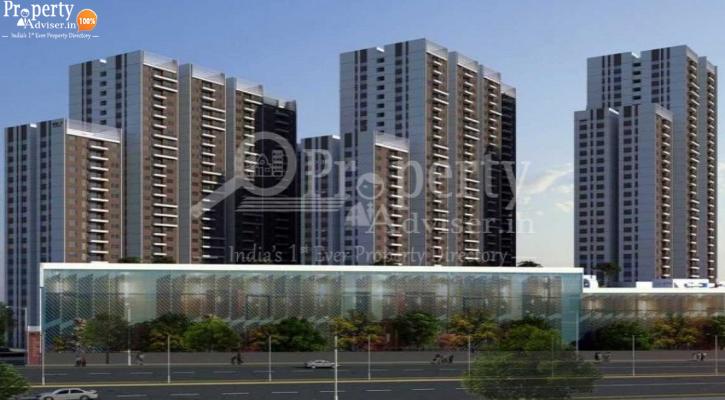 Incor One City C-Block Apartment Got a New update on 04-Jun-2019