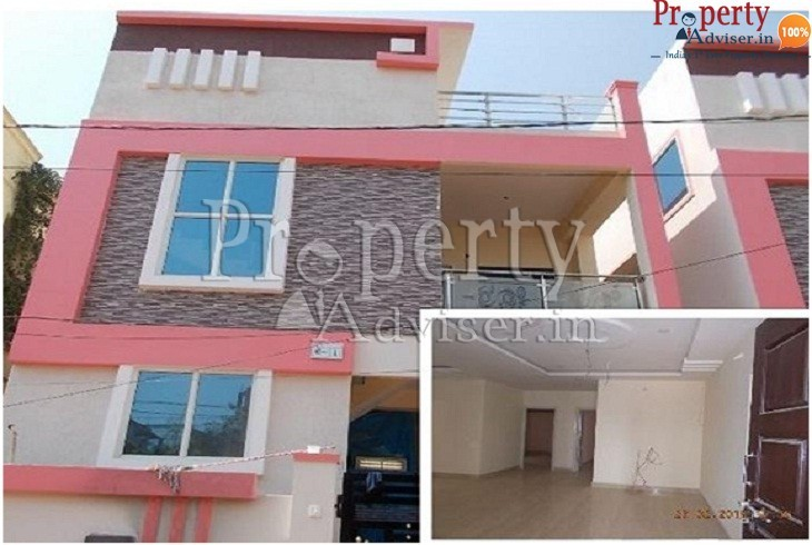 Independent House for Sale at Bowenpally with Interior Work Completion