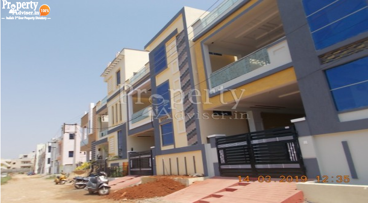 Srinivas Homes Independent house got sold on 09 Apr 2019