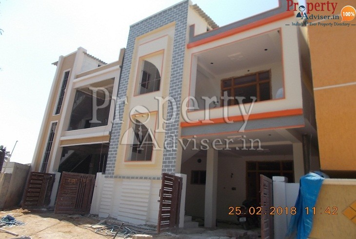 Independent house for sale with painting and false ceiling work completion