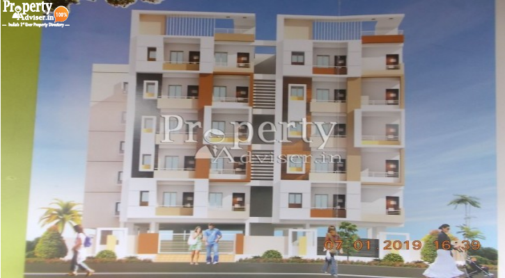 Janani Residency in Kukatpally updated on 11-Jun-2019 with current status