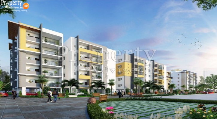 Jewel Park in Puppalaguda updated on 14-May-2019 with current status