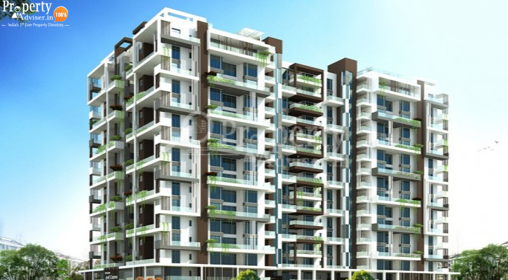 JYOTHI COSMOS Apartment Got a New update on 17-Jun-2019