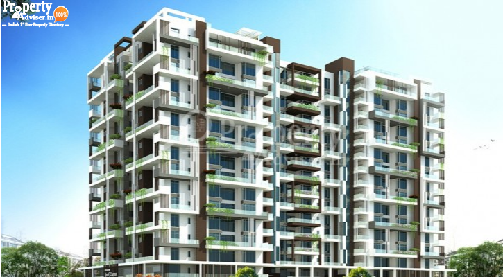 JYOTHI COSMOS in Hitech City updated on 16-Aug-2019 with current status