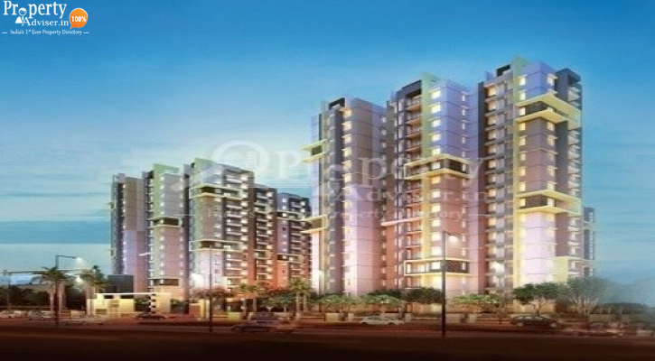 Kalpataru Residency Tower A in Sanath Nagar updated on 13-May-2019 with current status