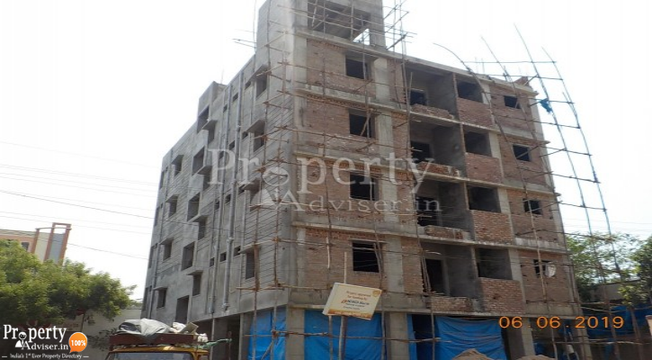Kavuri Residency in Miyapur updated on 07-Jun-2019 with current status