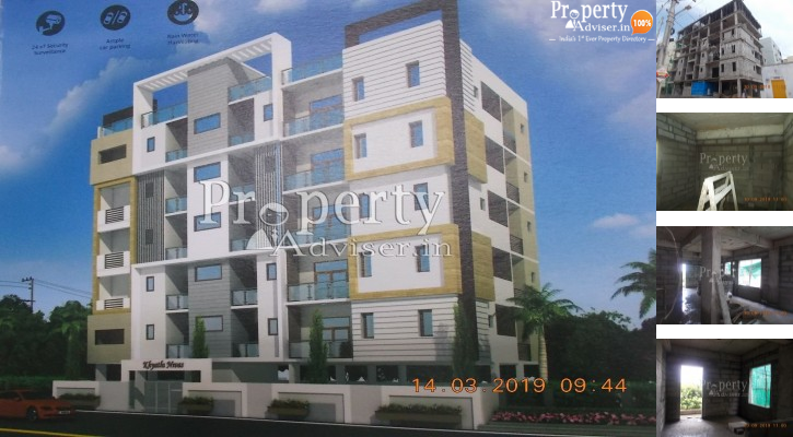 Khyathi Nivas Apartment Got a New update on 11-Sep-2019