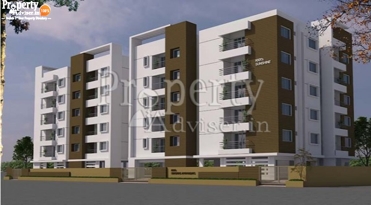 KKR Sun Shine Block B in Kukatpally updated on 13-May-2019 with current status