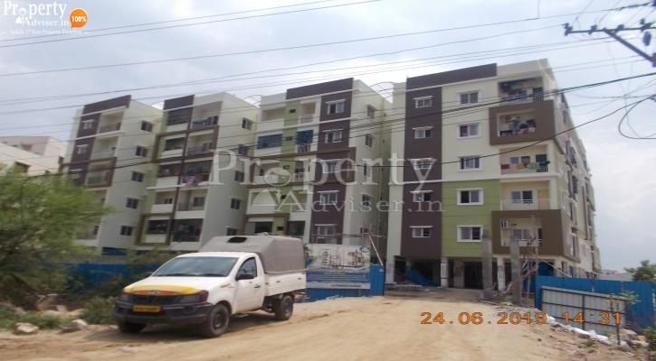 Kousthuba Residency in Gajularamaram updated on 24-May-2019 with current status