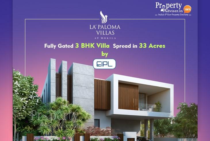 La Paloma Villas in Mokila with Modern Facilities