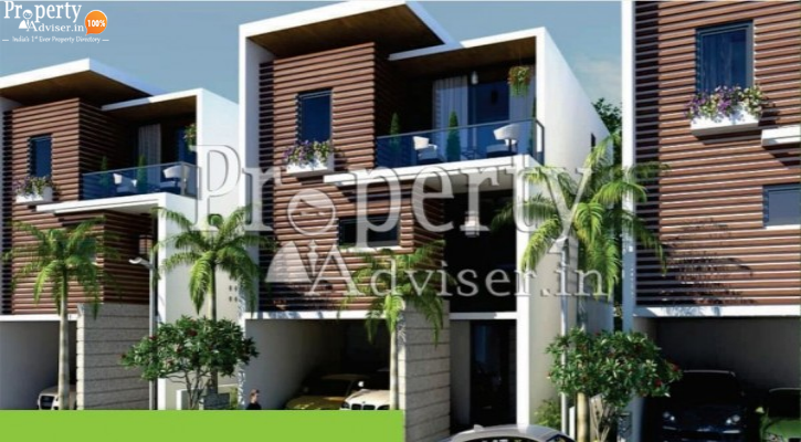 Lake View Villas in Manikonda updated on 17-Jun-2019 with current status