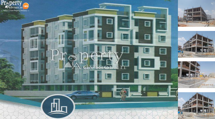 Lalitha Delight Apartment in Ameenpur - 2709