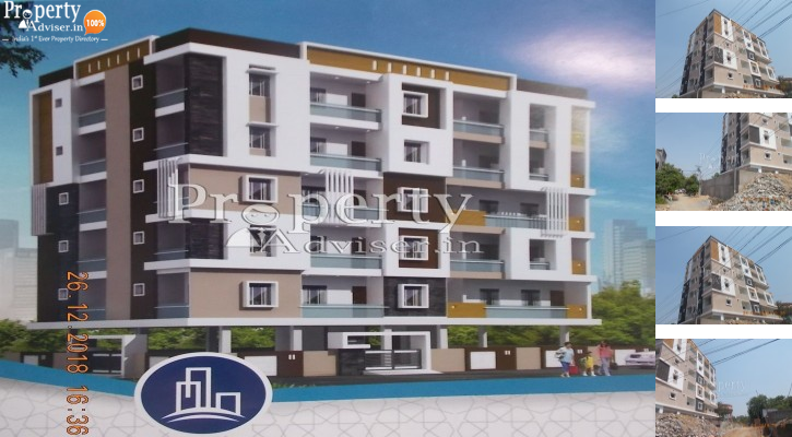 Lalitha Residency in Chanda Nagar updated on 25-Apr-2019 with current status