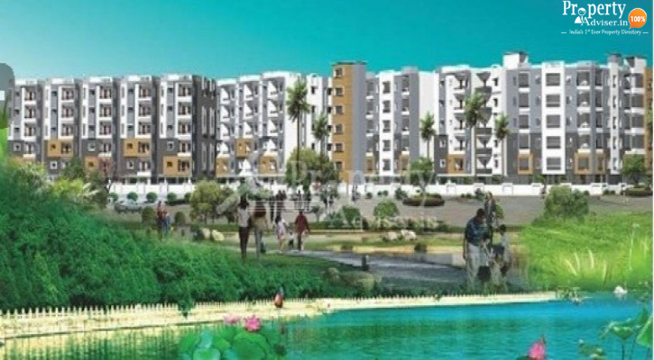 Latest update on Akash Lake View Block B Apartment on 02-May-2019