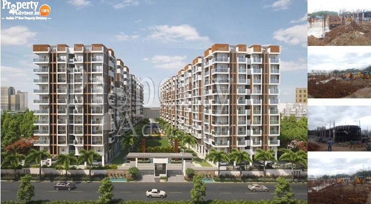 Latest update on Anuhars R R Towers - A Apartment on 13-Aug-2019