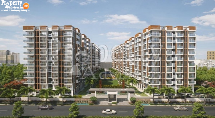 Latest update on Anuhars R R Towers - A Apartment on 13-Jun-2019