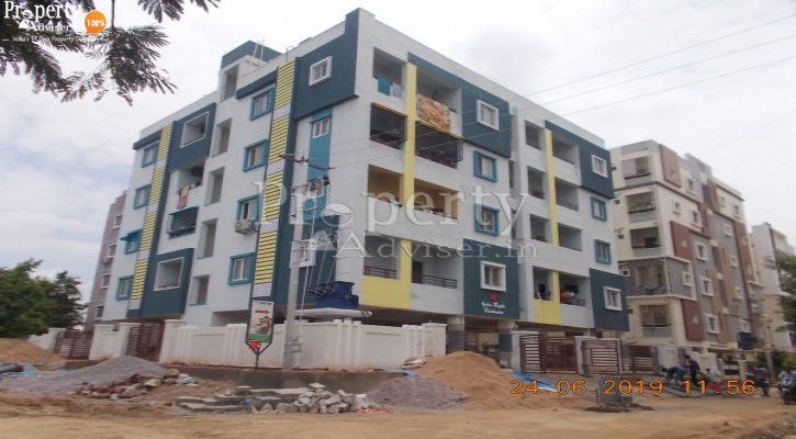 Latest update on Ashok Constructions Apartment on 24-May-2019