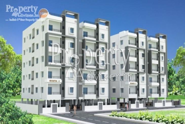 Latest update on Bhuvana Revantha Apartment on 17-Jul-2019
