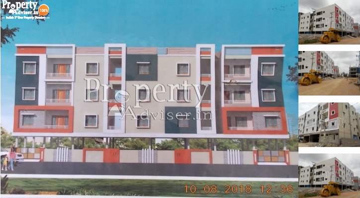 Latest update on Brindavanam Residency Apartment on 13-Jun-2019