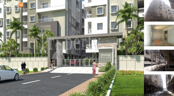 Latest update on Divine Allura Block G Apartment on 25-Apr-2019