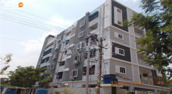 Latest update on Elegance Mind Space Apartment on 15-May-2019