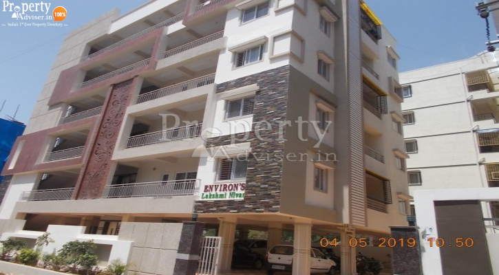 Latest update on Environ Estates Apartment on 08-May-2019