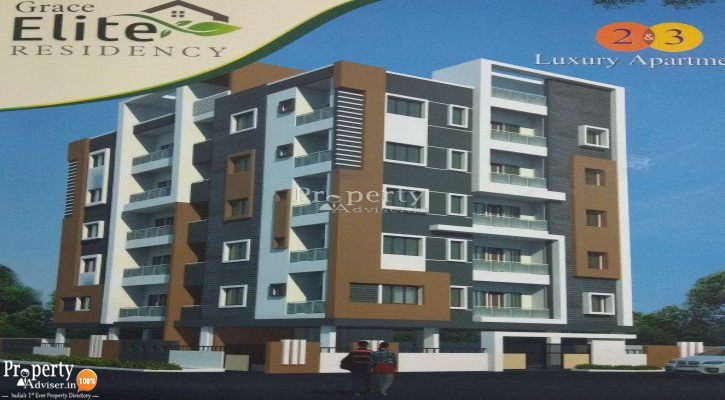 Latest update on Grace Elite Residency Apartment on 11-Sep-2019