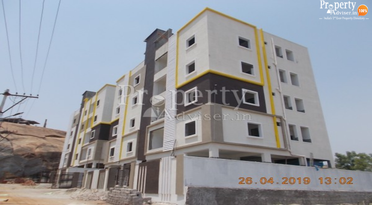 Latest update on Guda Mallareddy Residency Apartment on 29-Apr-2019