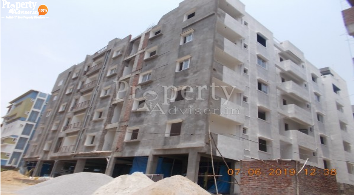 Latest update on H and  M Avenues Apartment on 13-May-2019