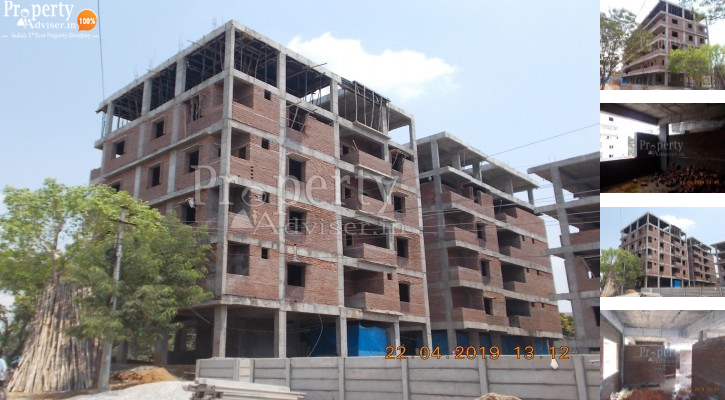 Latest update on Jayabheri - 2 Apartment on 23-Apr-2019