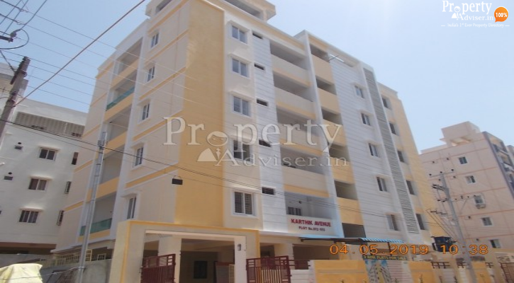 Latest update on Karthik Avenue Apartment on 08-May-2019