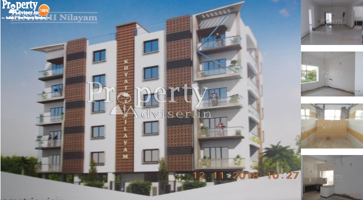 Latest update on Khyathi Nilayam Apartment on 03-Oct-2019