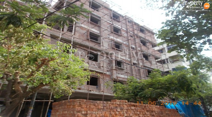 Latest update on KSR Residency Apartment on 13-May-2019