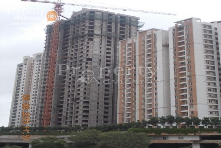 Latest update on Lanco Hills  16LH Apartment on 04-Jul-2019