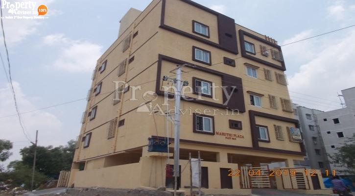 Latest update on Maruthi Plaza Apartment on 23-Apr-2019