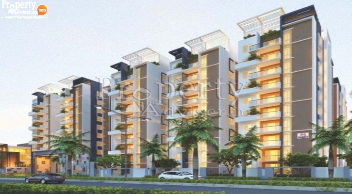 Latest update on Muppas Alankrita Apartment on 25-Apr-2019