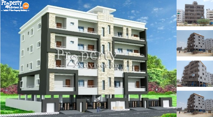 Latest update on Neeladri Residency Apartment on 10-May-2019