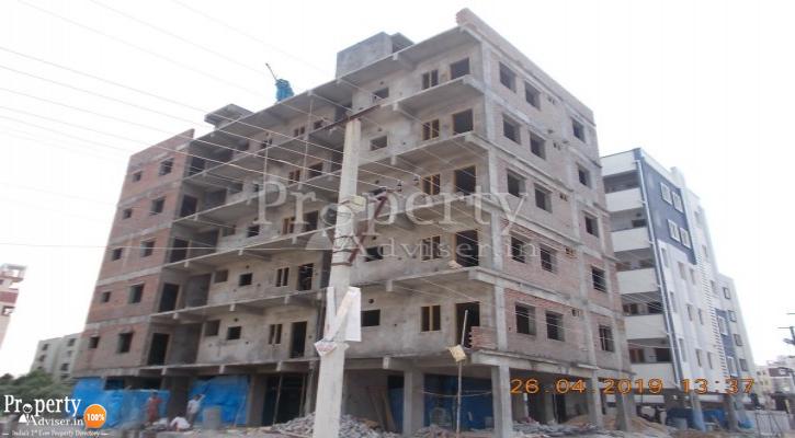Latest update on Nikhilesh Residency Block B Apartment on 29-Apr-2019