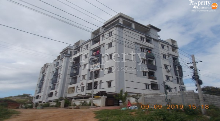 Latest update on NRS Residency Block - A Apartment on 10-Sep-2019