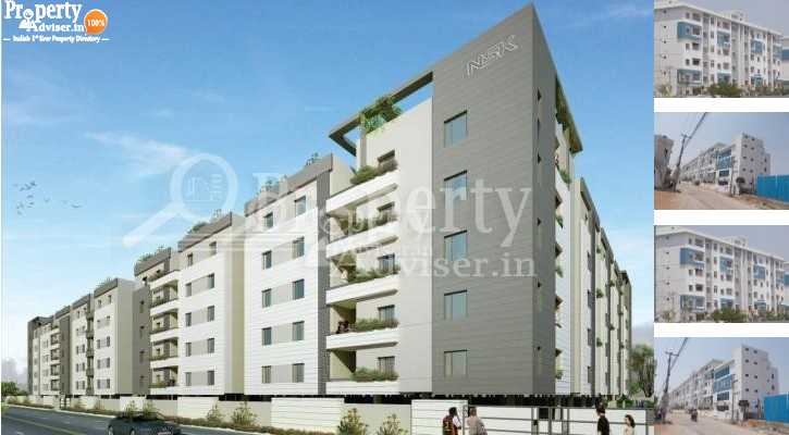 Latest update on NSK Exotica Lotus Apartment on 13-May-2019