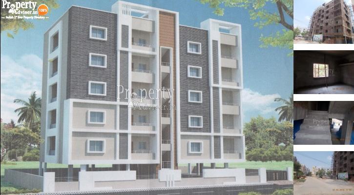 Latest update on Padmavathi Residency Apartment on 23-Apr-2019