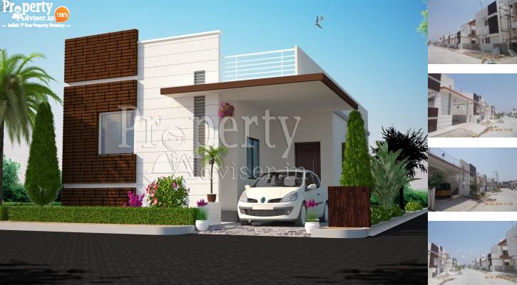 Latest update on Praneeth Pranav Panorama Villa on 09 Apr 2019