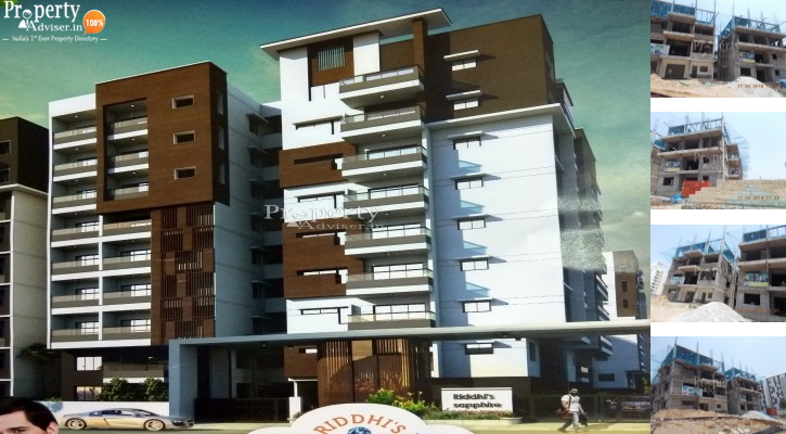 Latest update on Riddhis Saphire Apartment on 25-Apr-2019