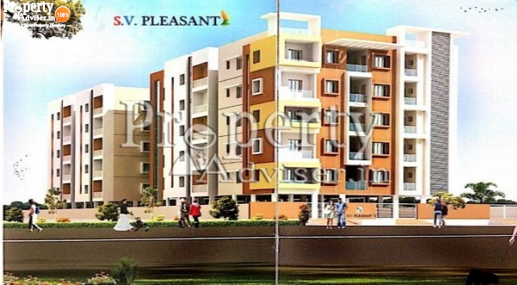 Latest update on S V Pleasant Apartment on 23-May-2019