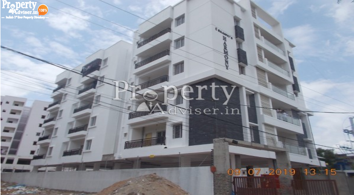 Latest update on Saanvis Harmony Apartment on 16-Aug-2019