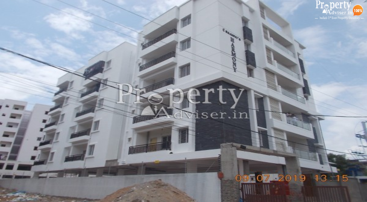 Latest update on Saanvis Harmony Apartment on 17-Sep-2019