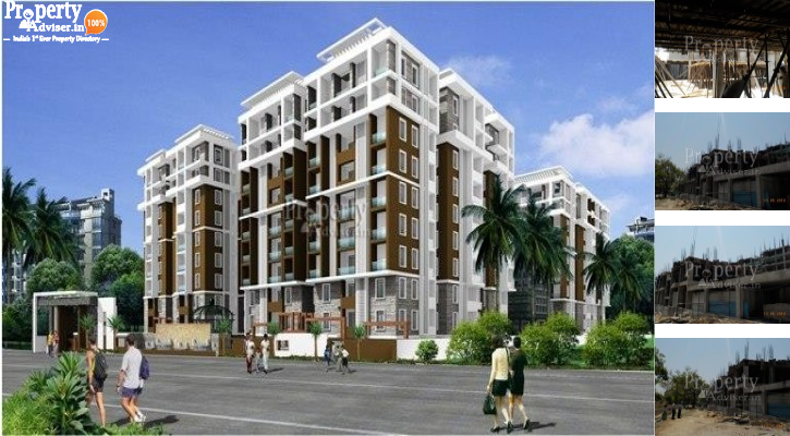 Latest update on Saffron Sanathan Block B Apartment on 14-May-2019