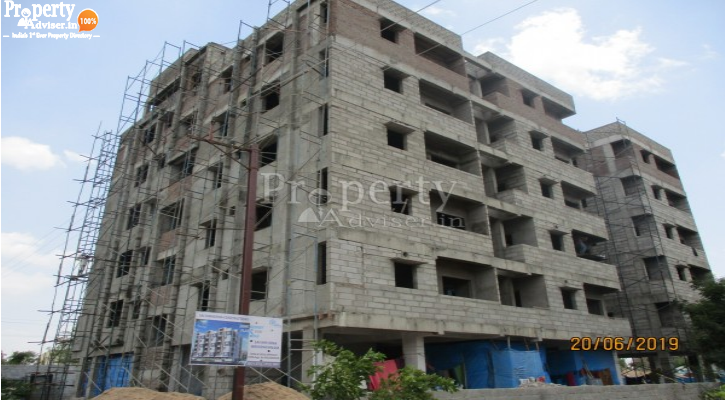 Latest update on Sai Krishna Brundavanam Apartment on 23-May-2019