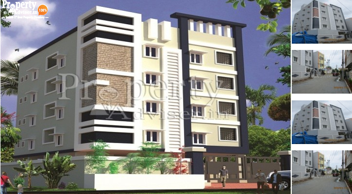Latest update on Seshadri Residency Apartment on 06-Sep-2019